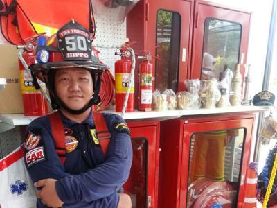 หลักสูตรการฝึกอบรมให้ความรู้ ฝึกซ้อมแผนอพยพหนีไฟ ฝึกอบรมดับเพลิงเบื้องต้น